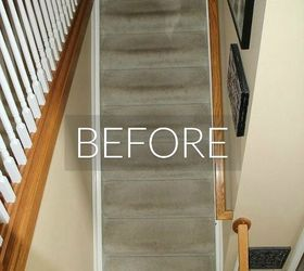 Say Goodbye To Your Carpet Stairs With These Brilliant