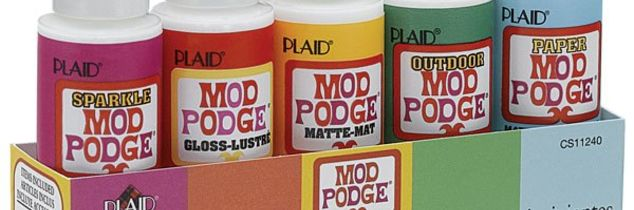 r i ve got mod podge on the mind what have you made with it, decoupage