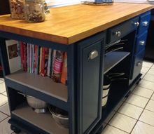 from the office space to the kitchen space, kitchen design, Finished project front