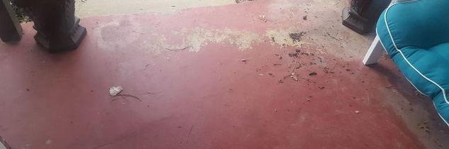 q painted concrete, concrete masonry