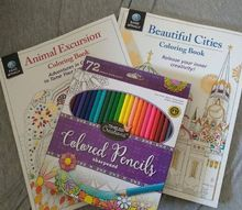 q what have you done with adult coloring books
