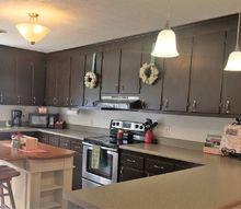 my 100 kitchen cabinet makeover, kitchen cabinets, kitchen design