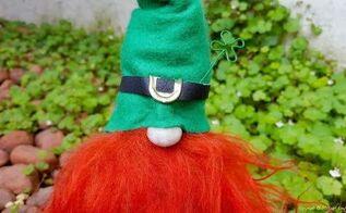 leprechaun bottle topper s for st patrick s day, seasonal holiday decor, valentines day ideas