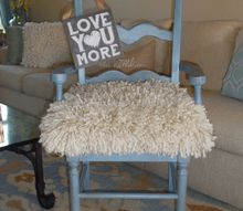 crusty heirloom chair
