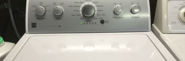 q help with washer high efficiency he kenmore, appliances