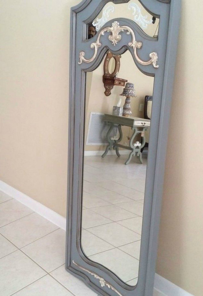 Transform Your Standing Mirror With These 11 Stunning