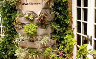 diy vertical garden water tank, home maintenance repairs, ponds water features