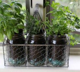 How to Build a Mason Jar Herb Garden forecast