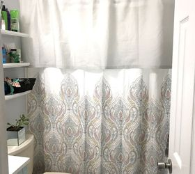 Good Shower Curtain Valance, Bathroom Ideas, Home Decor, Window Treatments