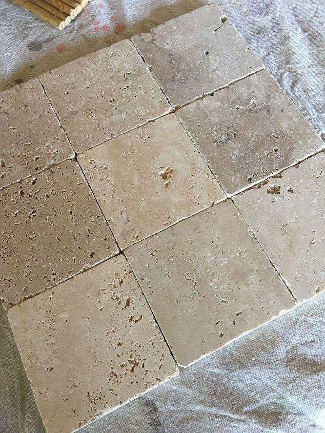 french antiquity tile backsplash on a home depot budget home decor kitchen backsplash - Home Decor Tile