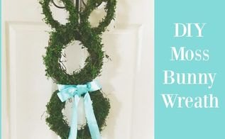 Craft Moss Wreath Diy Hometalk