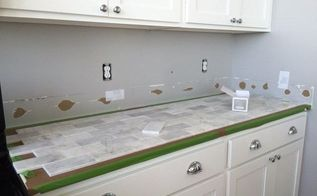 s 15 cheap and simple ways to add luxurious marble in your home decor, flooring, home decor, tiling