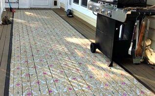 don t refinish paint your hardwood floors with stencils, flooring, hardwood floors