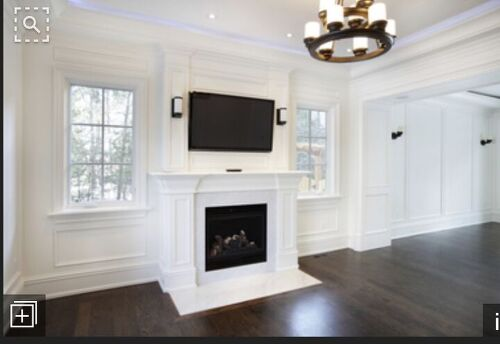 Painted living room paneling updated - How Do You Paint Over Wood Paneling? Hometalk