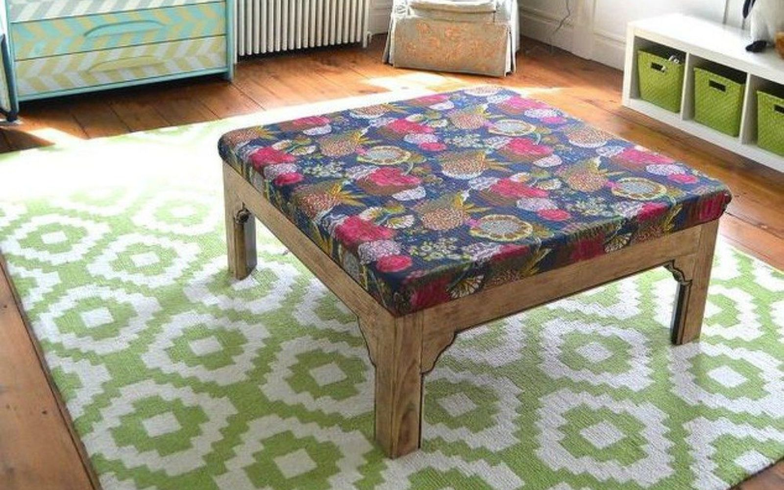 12 gorgeous ottoman ideas that will make you want to put your feet