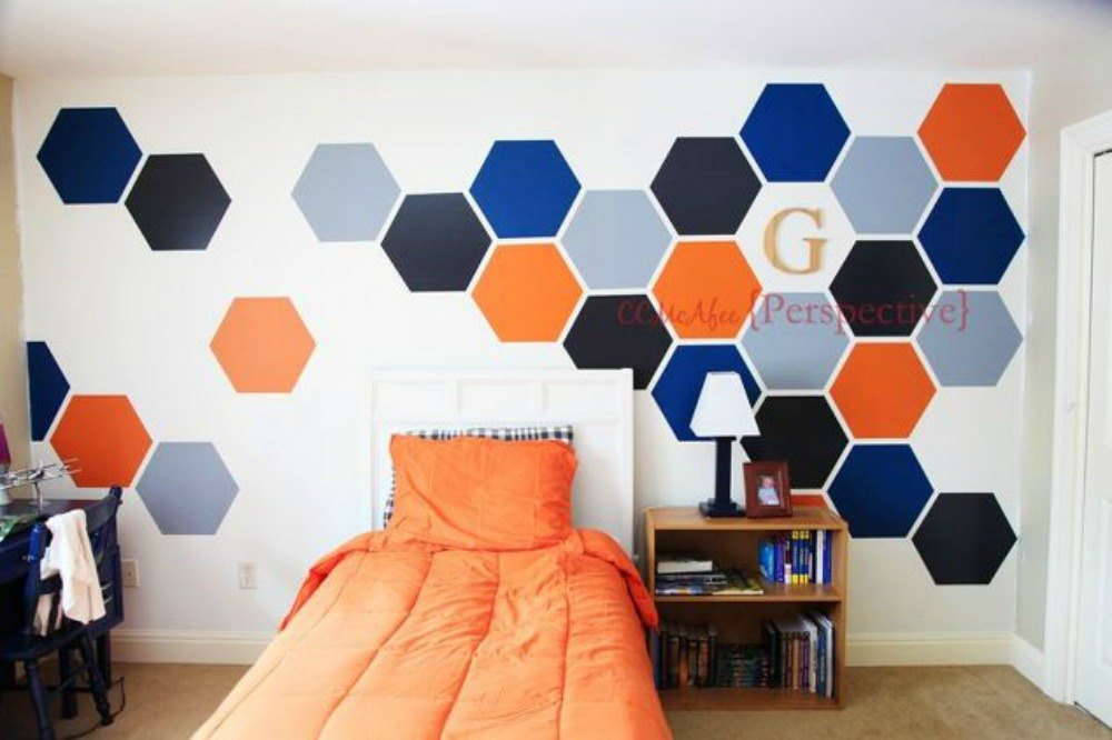 12 bedroom wall ideas you 39 re so going to fall for hometalk - Fall landscaping ideas a mosaic of colors shapes and scents ...
