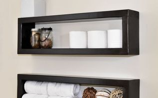 how to make a 7 floating shelf, how to, shelving ideas