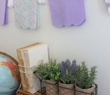 e crafternoons easy diy paper garland