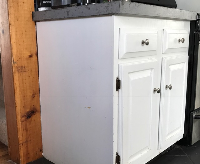 Extra cabinet storage hometalk for Extra storage for small kitchen