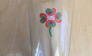st patrick s day glass, seasonal holiday decor, valentines day ideas