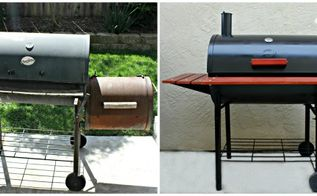 how to restore a rusty old bbq grill, how to