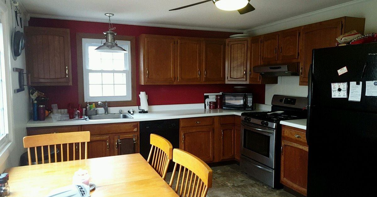 What color should i paint my kitchen hometalk for What color should i paint my kitchen with white cabinets