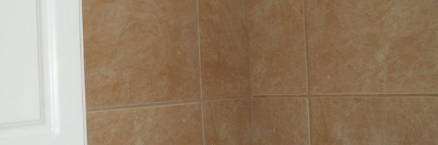 q i need shelving but cannot drill into the tile help any ideas