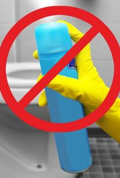 homemade natural febreze, cleaning tips