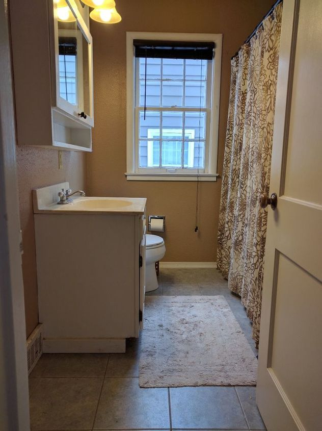 Cottage bathroom remodel hometalk for Cottage bathroom ideas renovate