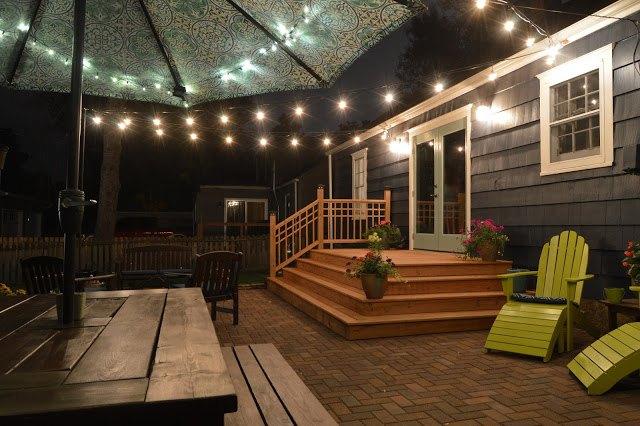 Backyard Patio Makeover Hometalk