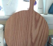 quick and simple cutting board project