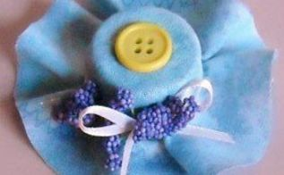 what to do with a bottle cap make it into an easter bonnet magnet