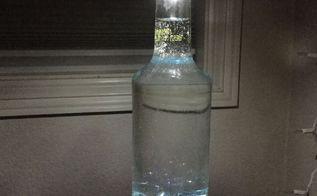 e glass bottle to glowing beauty