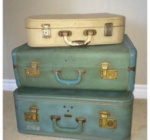s don t throw out your old suitcase before you see these 15 clever ideas