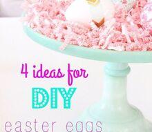 easy diy easter eggs