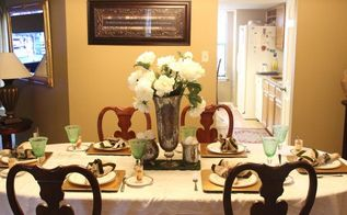 diy easter tablescape quick inexpensive