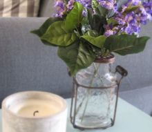 budget decorating tips for picking out faux floral