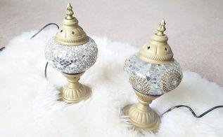 diy persian lamp