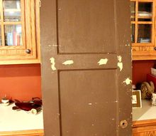see our repurposed door and how you can get the same look