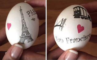 easter egg design diy