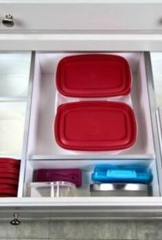diy drawer organizer for the kitchen