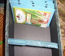 seed storage for a master gardener or novice