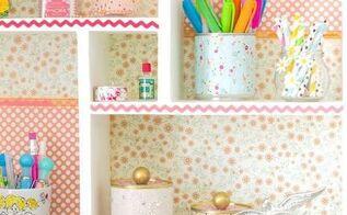 how to make decorative mini diy storage bins in under 30 minutes
