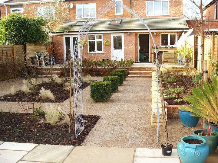6 tips when redesigning your garden, January 2013