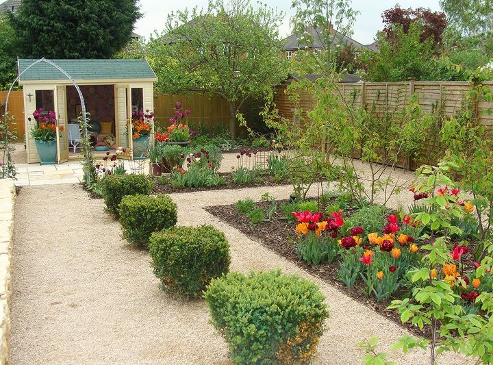 6 tips when redesigning your garden, May 2013