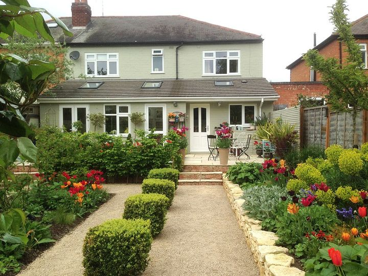 6 tips when redesigning your garden, May 2014
