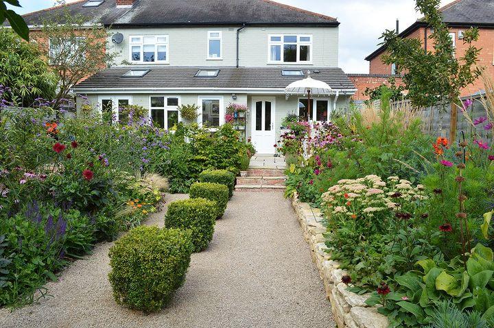 6 tips when redesigning your garden, August 2014
