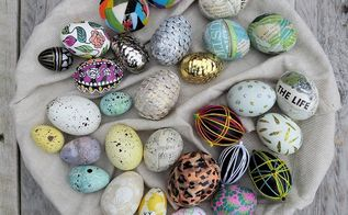 8 egg decorating ideas