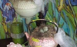 teapot bird nest
