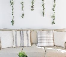 diy branch wall decor